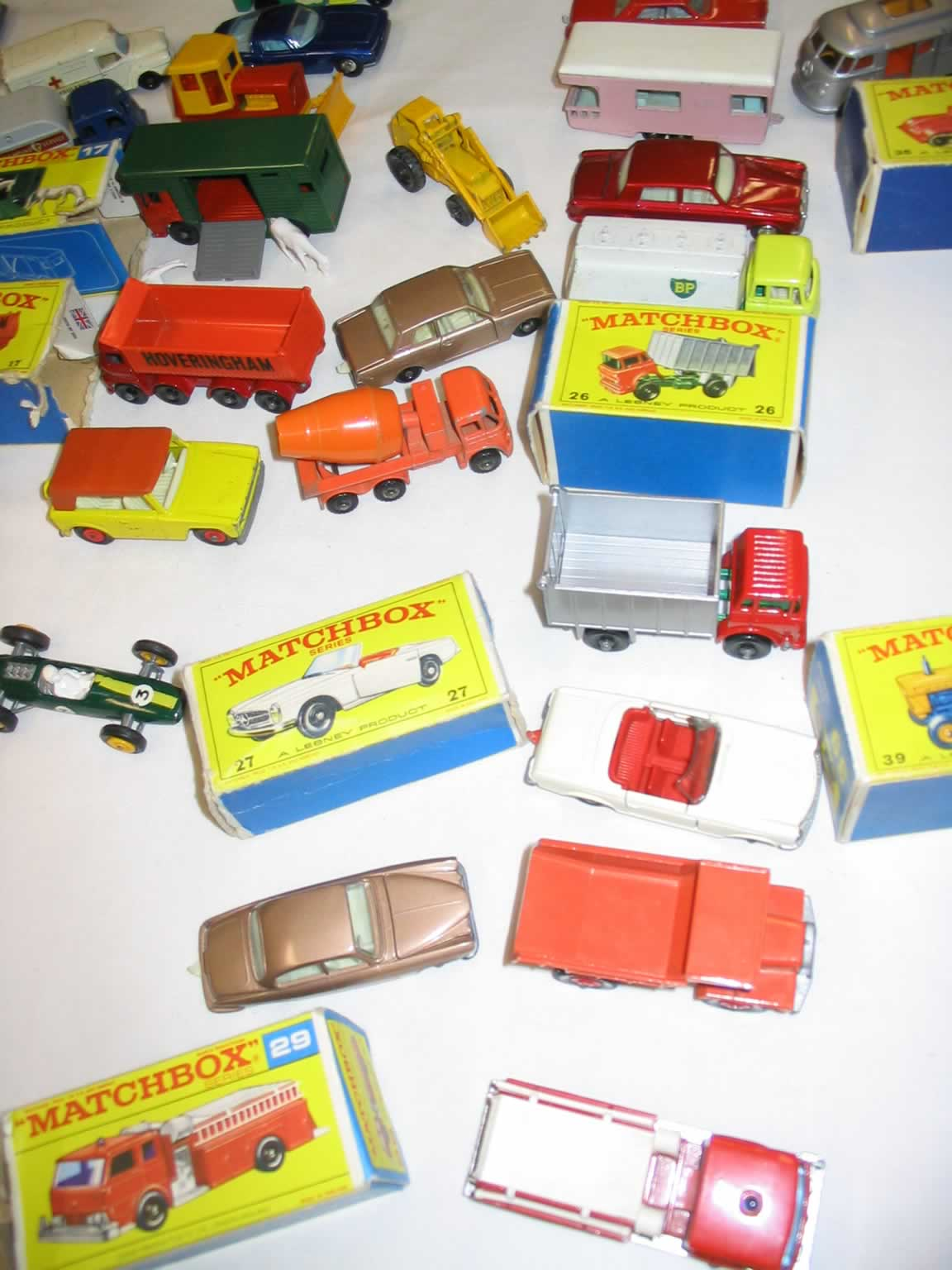 Matchbox Lesney 1 to 75