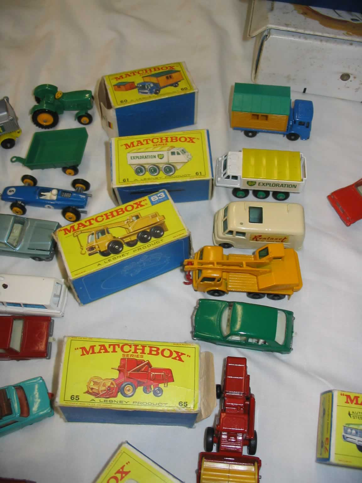superfast ) Matchbox cars